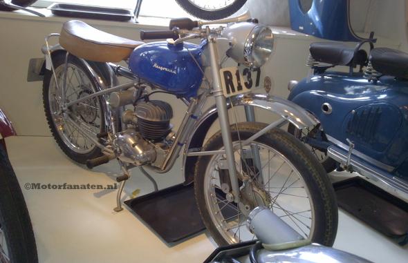 Classic, Husqvarna, Museum