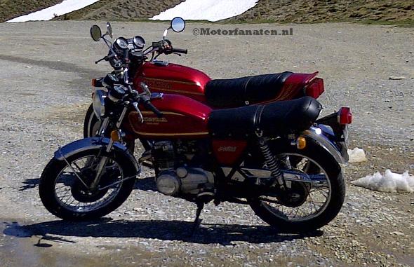 Honda, CB550, Klassieker