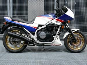 Honda, VF750F, VF 750 F, VF750, VF 750, 1986