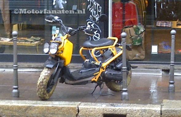 Honda, Zoomer, 50cc