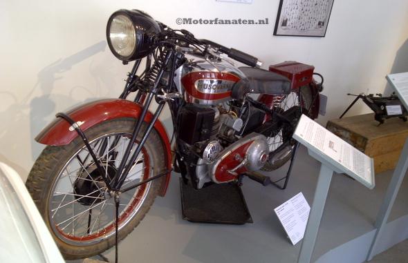 Husqvarna, Classic, Museum