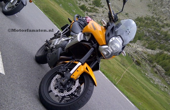 Kawasaki, Versys, 650cc