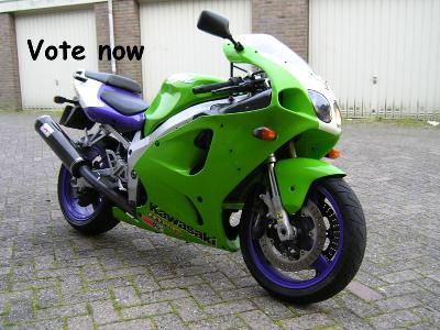 Kawasaki, ZX7R, stem nu