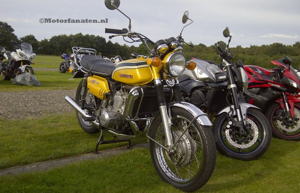 Suzuki, GT750, Classic