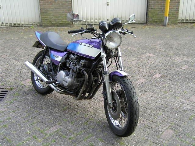 Kawasaki, Z650, Z650B, 1978