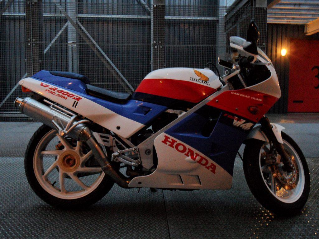 Honda, VFR400R, VFR 400 R, VFR400 R, VFR 400R, VFR, 1987