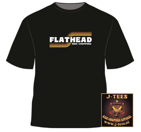 Ride Choppers Flathead T-Shirt